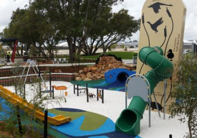 Bullrush Adventure PlaySpace, Wellard, WA