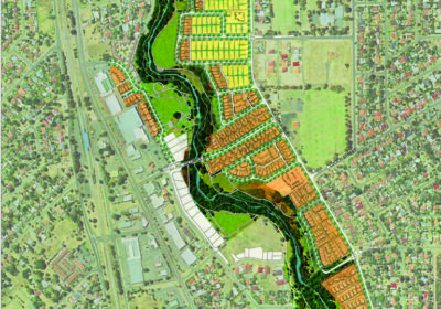 Canning River Precinct Study, Perth, WA