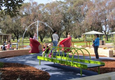 Bunbury Accessible Playground, Bunbury, WA
