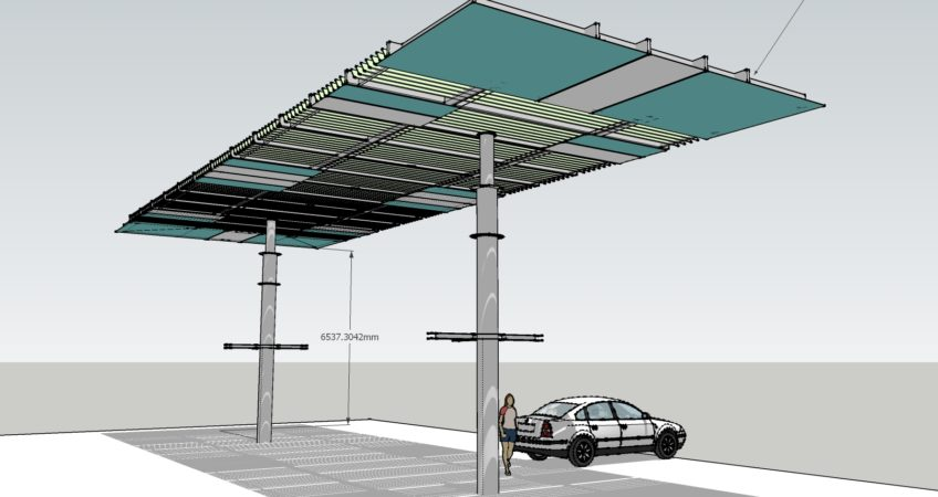 Sharpe Ave Shade Structure 5-2-3