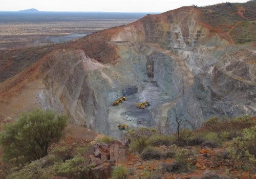Jack Hills Mine & Cuddingwarra Ore Handling Facility Environmental Support, Lake Austin, WA
