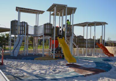 Baynton West Adventure Playground, Karratha, WA