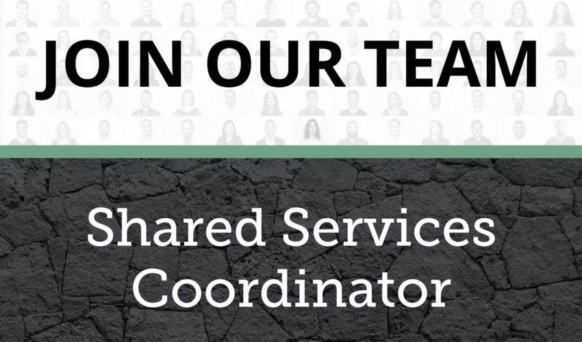 Shared Services coordinator11