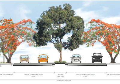City of Vincent Street Tree Selection Tool, Perth, WA