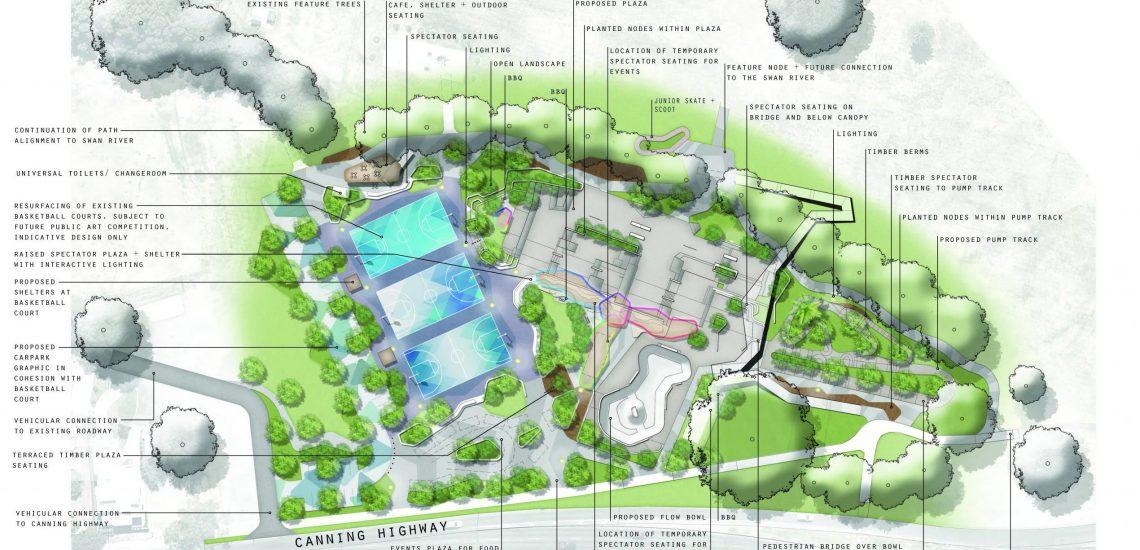 McCallum Park concept
